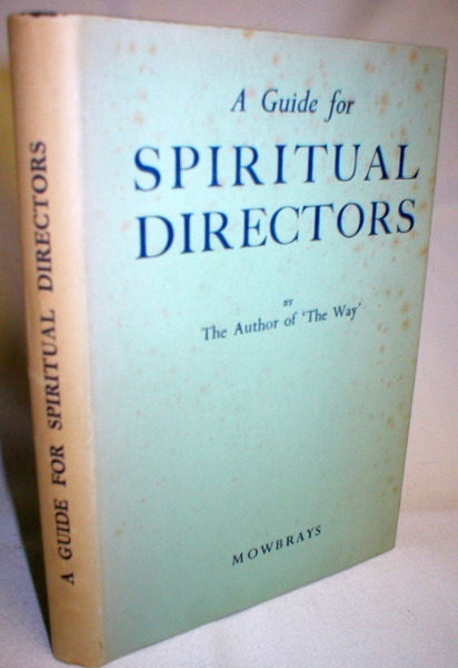 Image for A Guide for Spiritual Directors