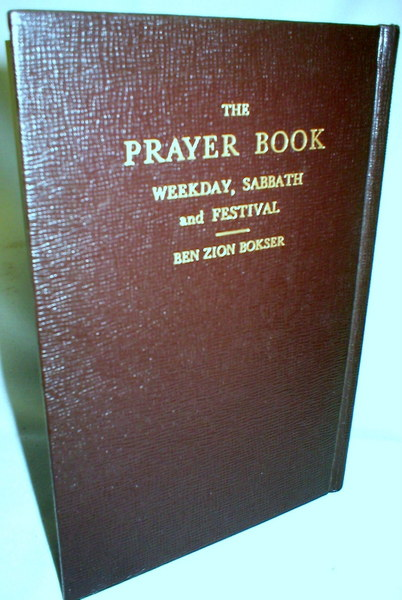 Image for The Prayer Book; Weekday, Sabbath, and Festival