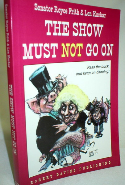 Image for The Show Must Not Go On