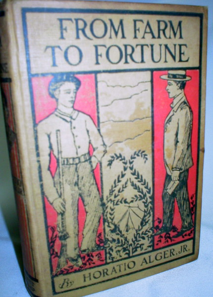 Image for From Farm to Fortune; Or, Nat Nason's Strange Experience