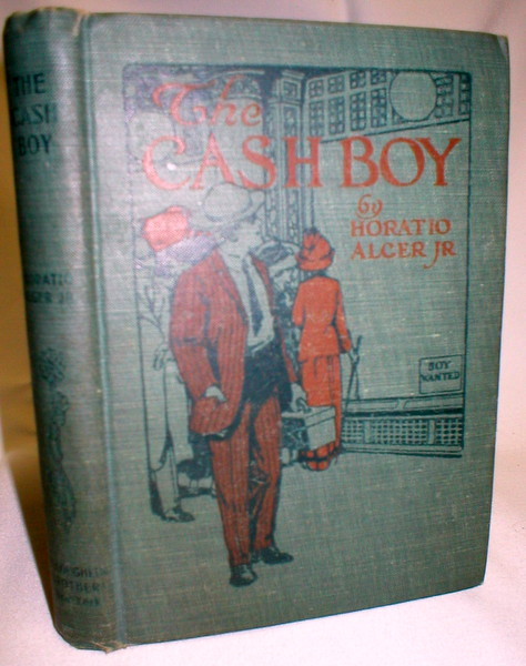 Image for The Cash Boy, or Frank Fowler's Early Struggles