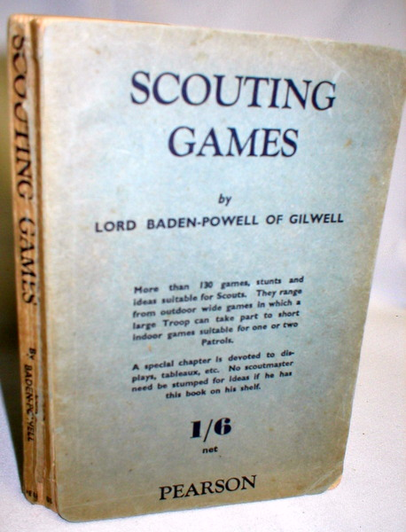 Image for Scouting Games