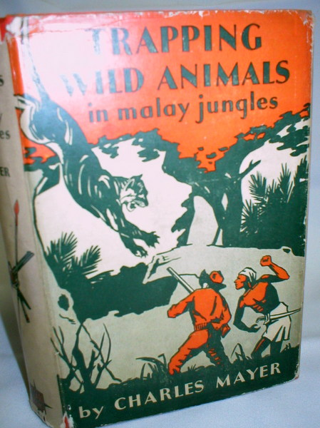 Image for Trapping Wild Animals in Malay Jungles