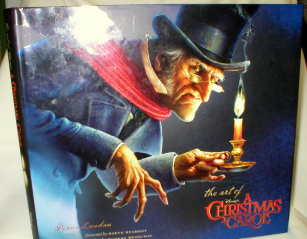 Image for The Art of Disney's A Christmas Carol