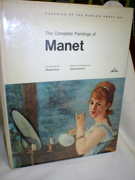 Image for The Complete Paintings of Manet
