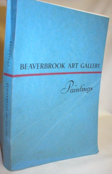 Image for Beaverbrook Art Gallery Paintings