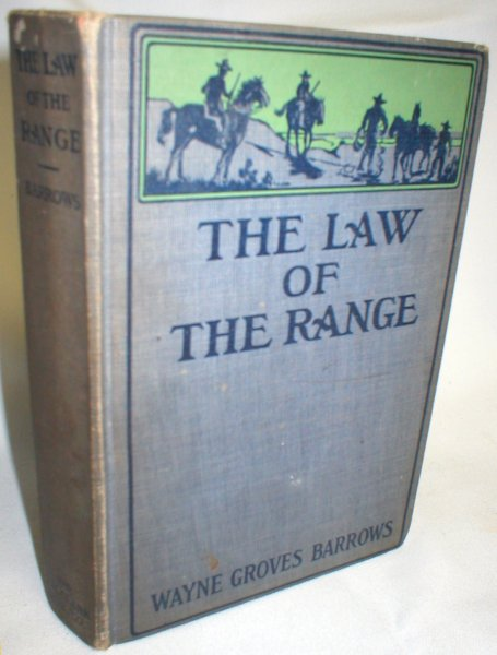 Image for The Law of the Range