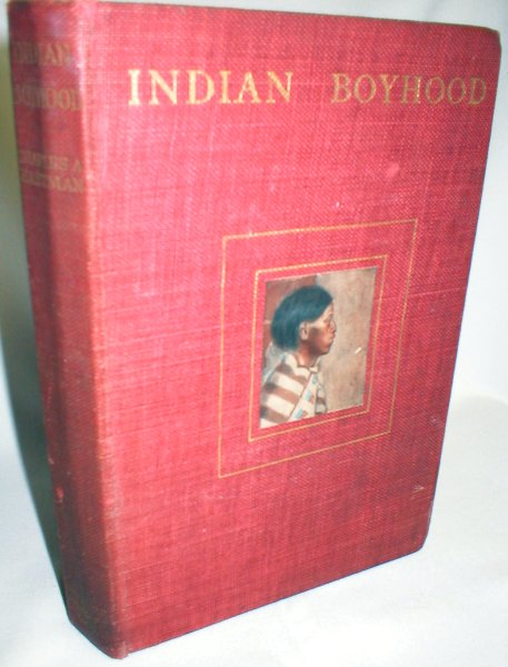 Image for Indian Boyhood