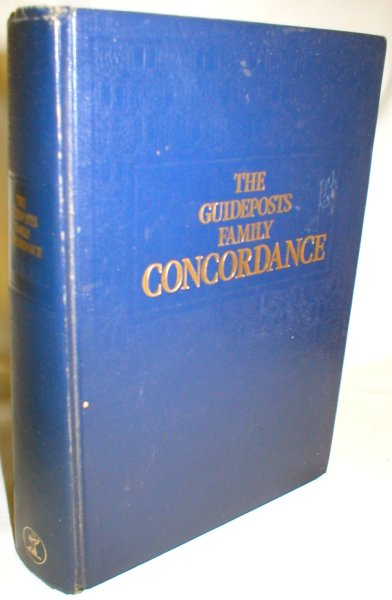 Image for The Guideposts Family Concordance to the Bible
