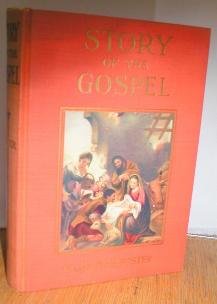 Image for The Story of the Gospel; Or, Our Saviour's Life on Earth