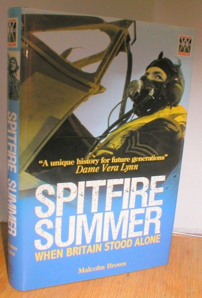 Image for Spitfire Summer; When Britain Stood Alone