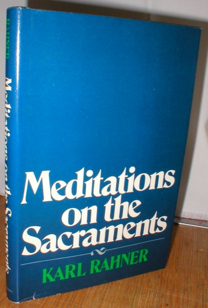 Image for Meditations on the Sacraments