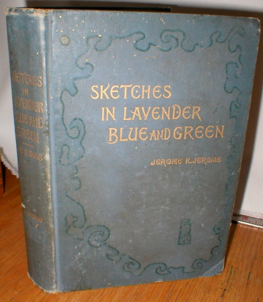 Image for Sketches in Lavender, Blue, and Green