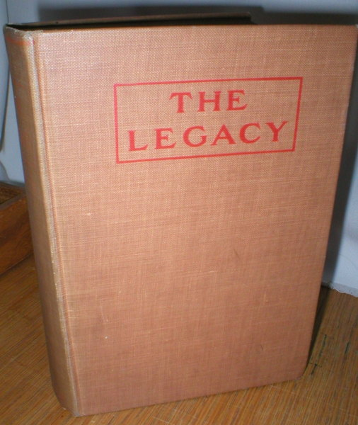 Image for The Legacy; A Story of a Woman