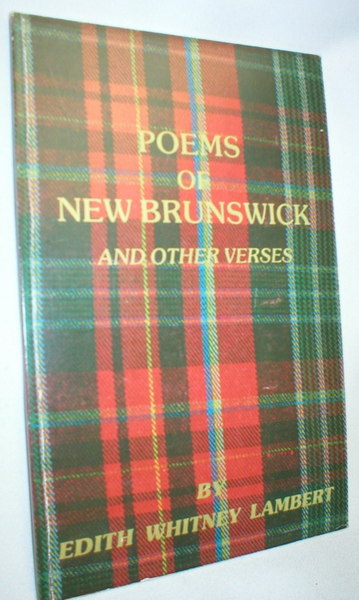 Image for Poems of New Brunswick and Other Verses