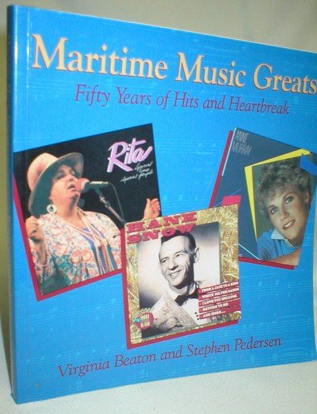 Image for Maritime Music Greats; Fifty Years of Hits and Heartbreak