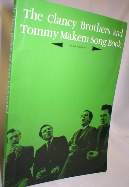 Image for The Clancy Brothers and Tommy Makem Song Book