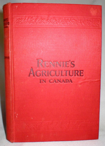 Image for Rennie's Agriculture in Canada