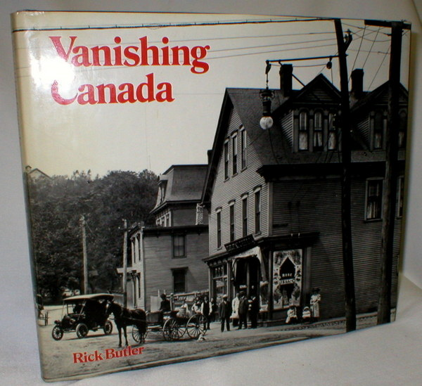 Image for Vanishing Canada