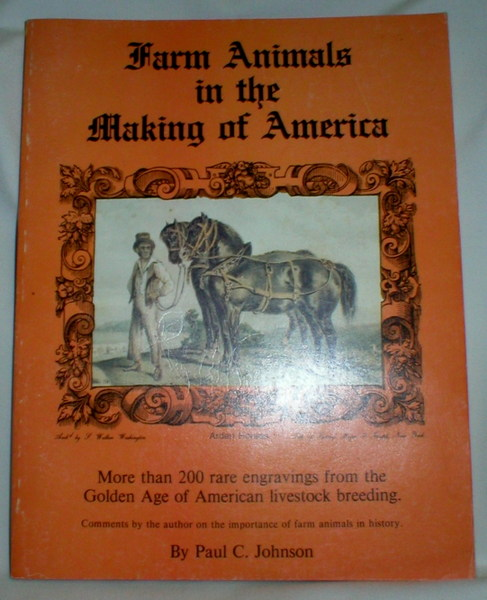 Image for Farm Animals in the Making of America