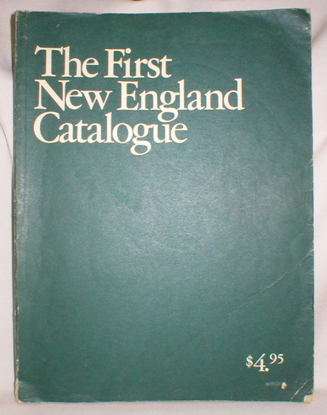 Image for The First New England Catalogue