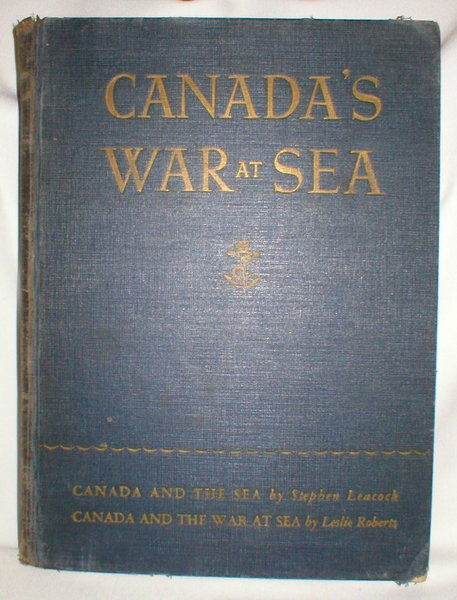 Image for Canada's War at Sea; In Two Volumes