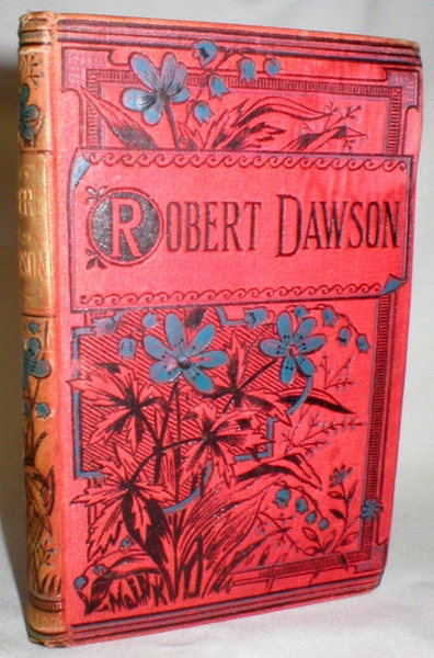 Image for Robert Dawson; Or The Brave Spirit