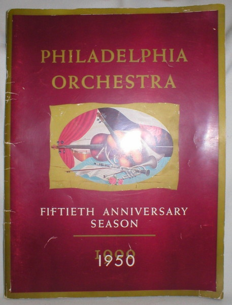 Image for Fifty Years of Highlights with the Philadelphia Orchestra 1900-1950