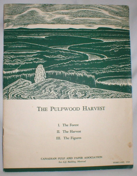 Image for The Pulpwood Harvest