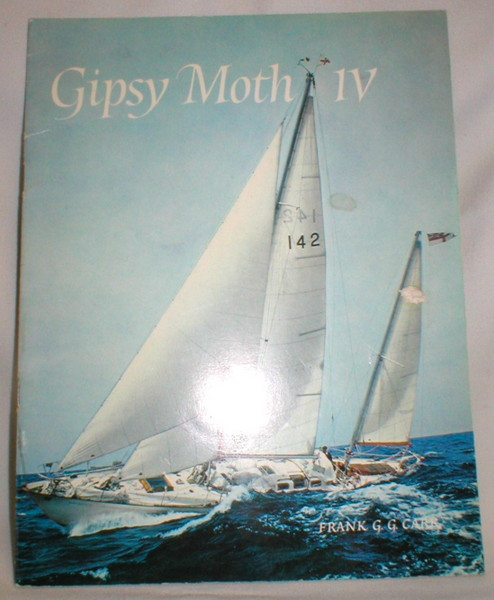 Image for Gipsy Moth IV; Round  the World with Sir Francis Chichester