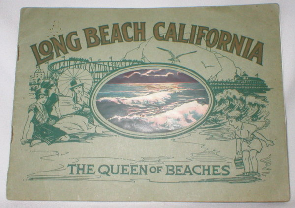 Image for Long Beach, California Views; The Queen of Beaches