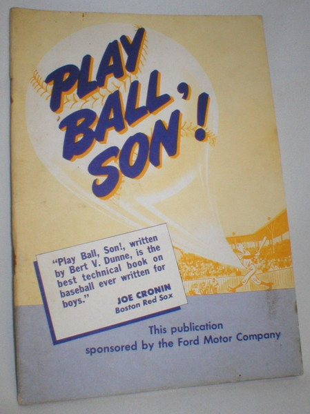 Image for Play Ball, Son