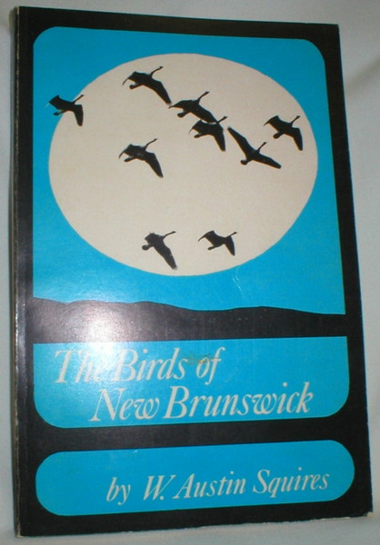 Image for The Birds of New Brunswick
