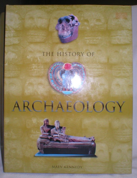 Image for The History of Archaeology