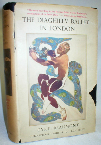 Image for The Diaghilev Ballet in London
