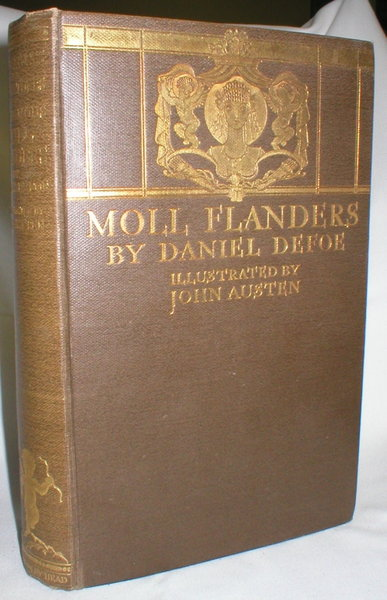 Image for The Fortunes and Misfortunes of the Famous Moll Flanders