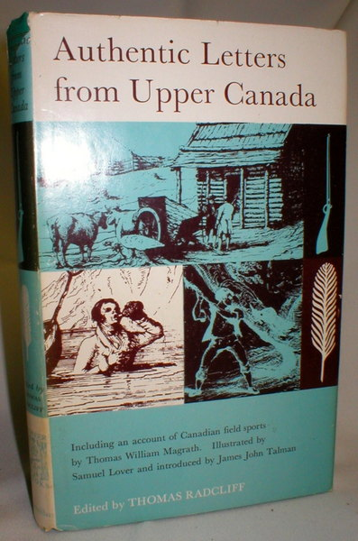 Image for Authentic Letters from Upper Canada