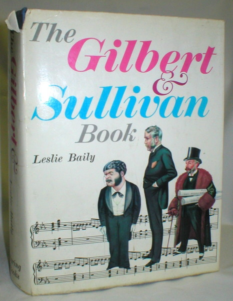 Image for The Gilbert and Sullivan Book