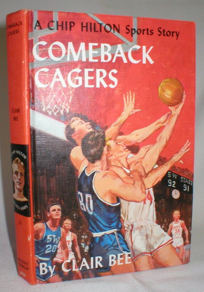 Image for Comeback Cagers; A Chip Hilton Sports Story