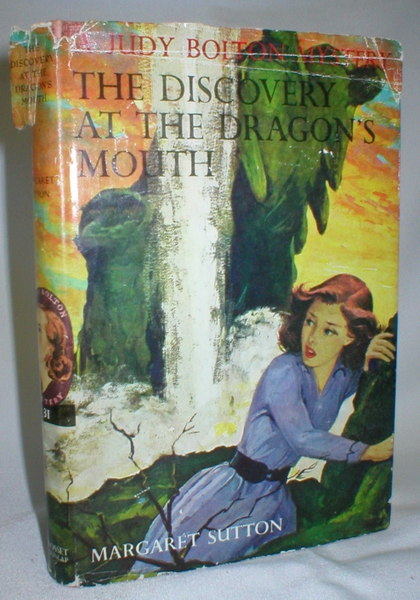 Image for The Discovery at the Dragon's Mouth; A Judy Bolton Mystery