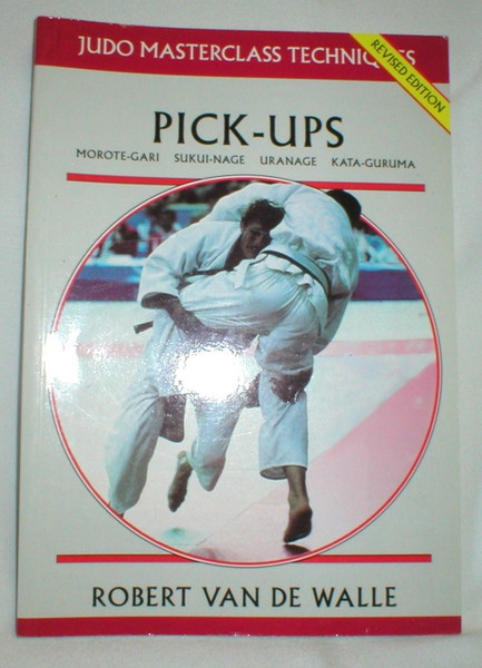 Image for Judo Masterclass Techniques; Pick-ups