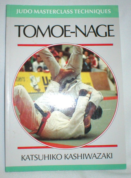 Image for Judo Masterclass Techniques; Tomoe-nage