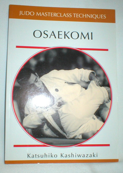 Image for Judo Masterclass Techniques; Osaekomi