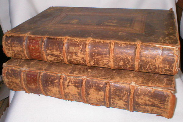 Image for Bishop (Gilbert) Burnet's History of His Own Time; 2 Vol. Set