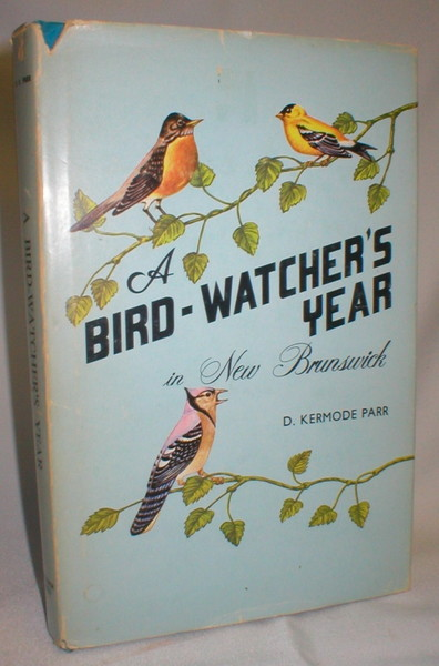 Image for A Bird-Watcher's Year in New Brunswick