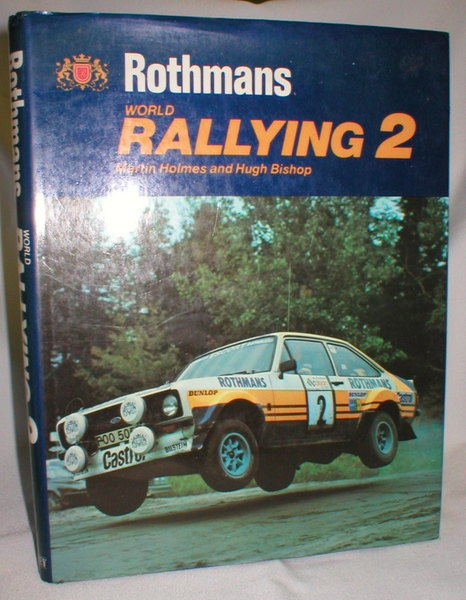 Image for Rothmans World Rallying 2; 1979-80 Annual Review of National and International Rallying