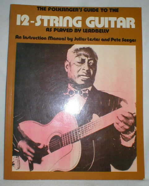Image for Folksinger's Guide to the 12-String Guitar: As Played By Leadbelly