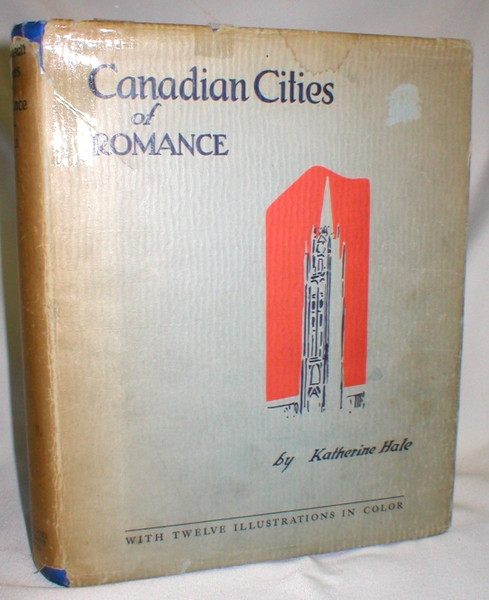 Image for Canadian Cities of Romance