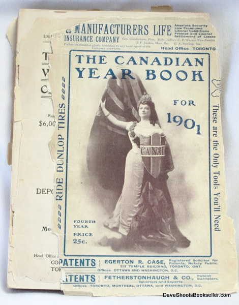 Image for The Canadian Year Book for 1901