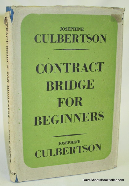 Image for Contract Bridge for Beginners